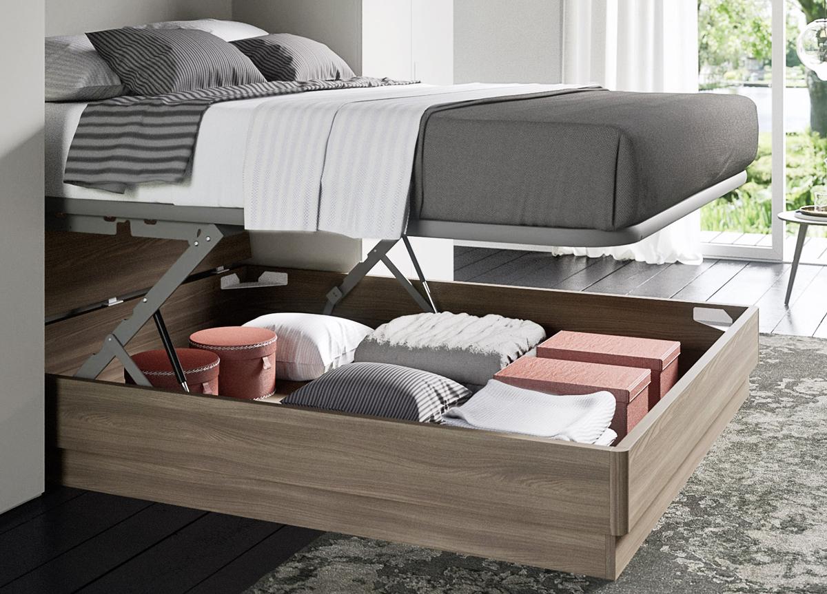 Este Storage Bed | Contemporary Storage Beds At Go Modern ...